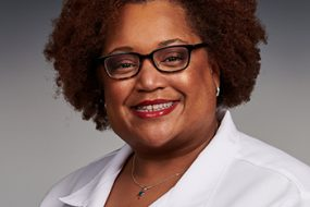 Mildred A. McAfee, M.D.