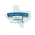 TX TOP DOc 2021 Badge